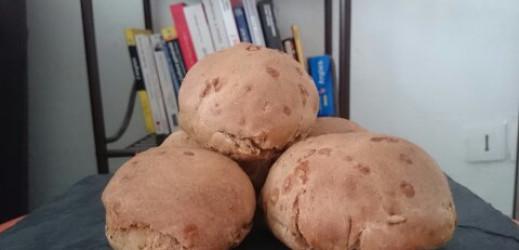 Mon pain maison aux deux farines