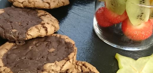 Les fabuleux cookies tout chocolat de Martha Stewart